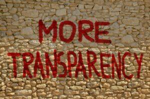 How To Become A More Transparent Nonprofit - nonprofit transparency - araize.com
