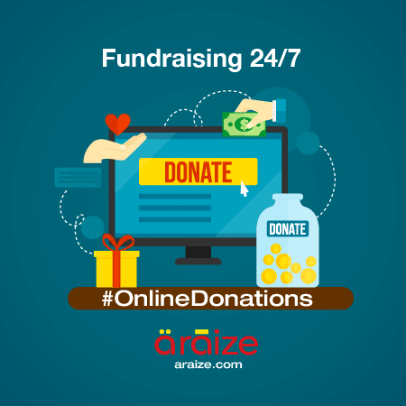 5 Tips for Creating Online Donation Pages - araize.com