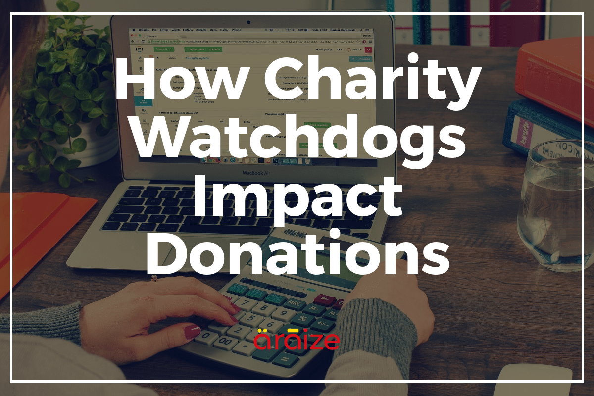 Nonprofit Accountability: How Charity Watchdogs Impact Donations