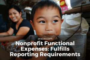Nonprofit Functional Expenses: Fulfills Reporting Requirements - araize.com