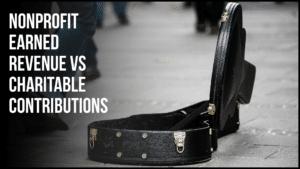 Nonprofit Earned Revenue vs Charitable Contributions - araize.com