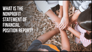 Guide to the Nonprofit Statement of Financial Position Report - araize.com