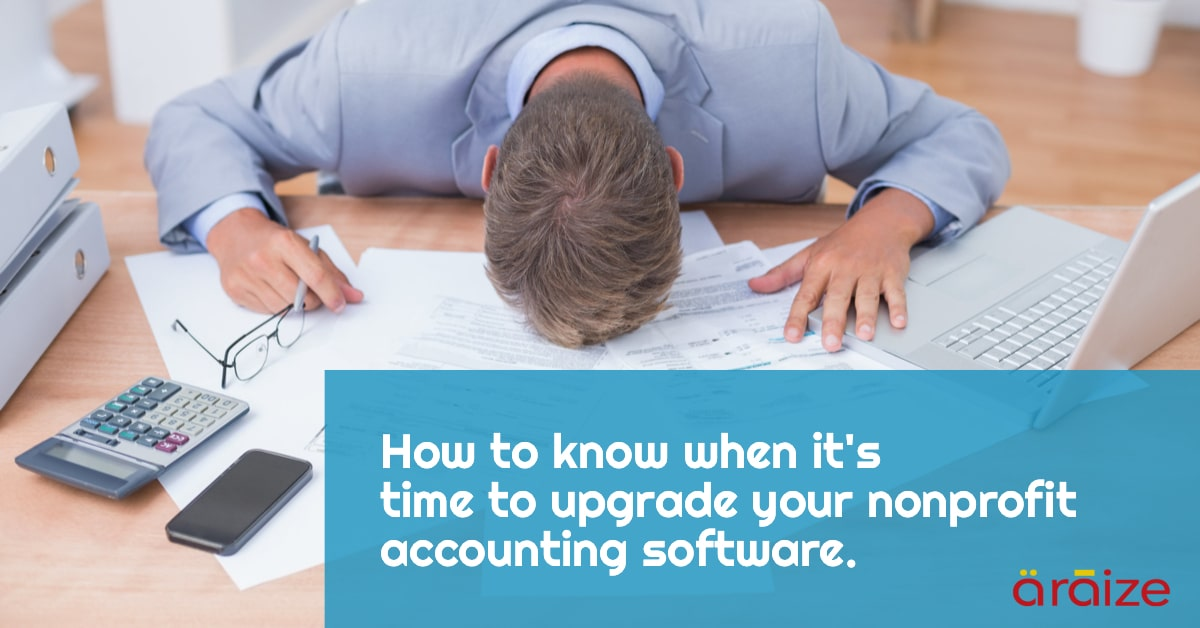 Best Practices for Upgrading Nonprofit Accounting Software