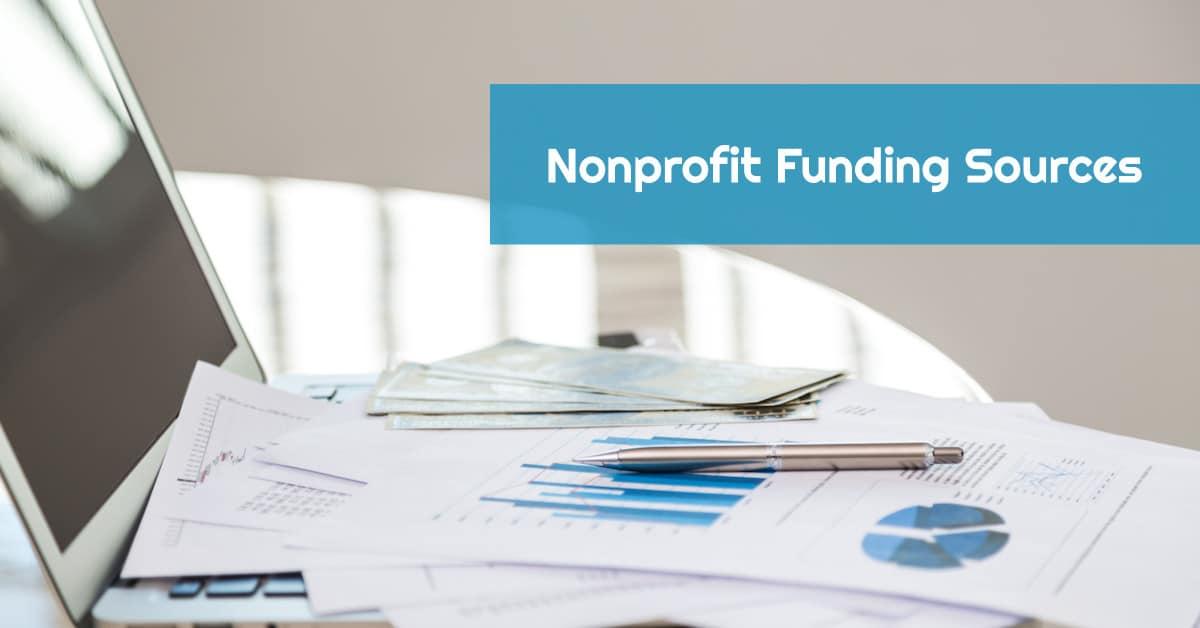 Nonprofit Funding Sources: Top 4 Revenue Streams