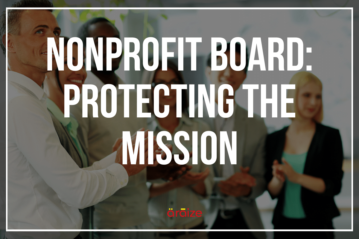 To Survive and Thrive: Nonprofit Board Oversight Responsibilities