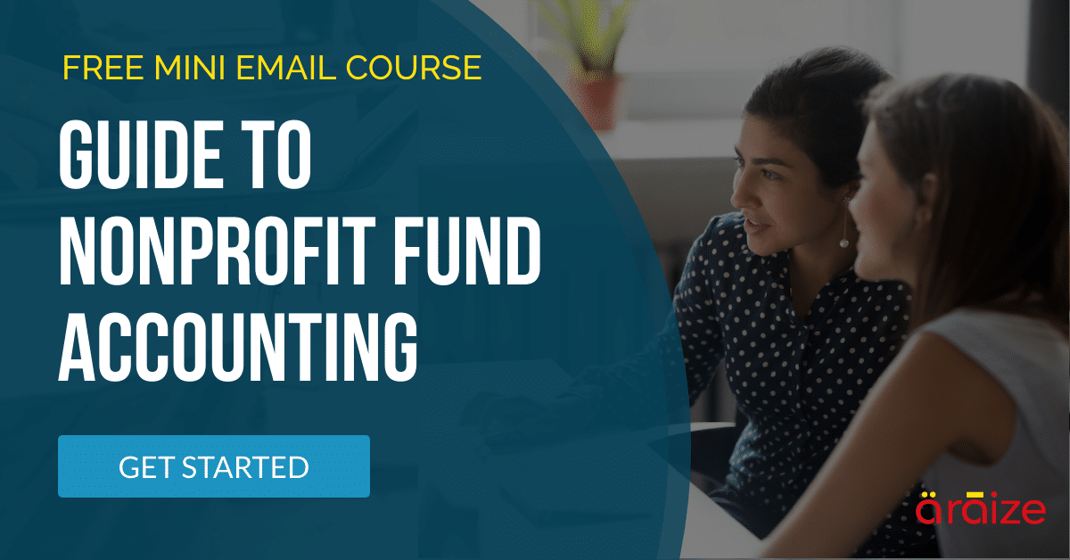 Free Guide to Nonprofit Fund Accounting - Free Guide - araize.com