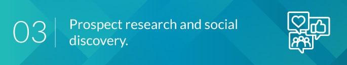 Focus on your social discovery efforts. - araize.com