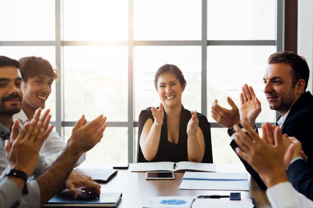 Building a High-Impact Nonprofit Board: 4 Tips for Nonprofits - nonprofit board meeting - araize.com